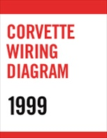 C5 1999 Corvette Wiring Diagram - PDF File - Download Only