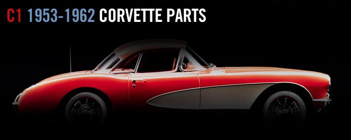 C1 Corvette Water Pumps (1953-1962)