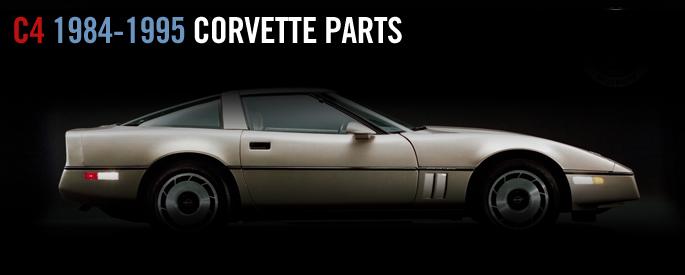 Corvette Parts C4 1984 1996 Parts
