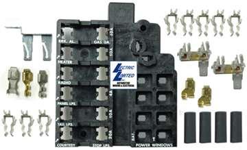 1 40379 63 fuse block repair kit. Black Bedroom Furniture Sets. Home Design Ideas