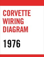 C3 1976 Corvette Wiring Diagram - PDF File - Download Only
