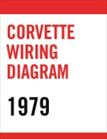C3 1979 Corvette Wiring Diagram PDF File Download Only