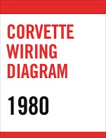 C3 1980 Corvette Wiring Diagram - PDF File - Download Only