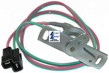 Ecklers Premier Quality Products 25112411 Corvette BackUp Light Switch For Cars With Manual Transmission