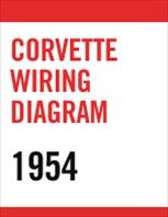 c1 1954 corvette wiring diagram - pdf file - download only  corvette parts worldwide