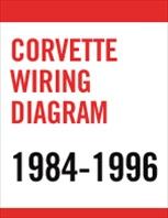 c4 1984-1996 corvette wiring diagram - pdf file - download only  corvette parts worldwide